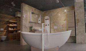 Керамическая плитка для ванной Тюмени