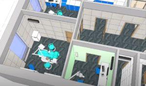 Дизайн проект плитки керамогранита Тюмень
