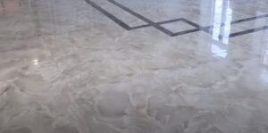 Уход за напольной керамической плиткой и керамогранитом